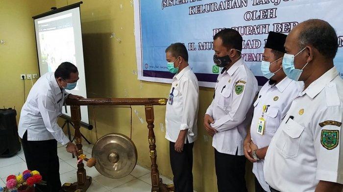 Tingkatkan Pelayanan Melalui Sistem Informasi Kelurahan Tanjung Redeb Launching Sileni dan Sipat