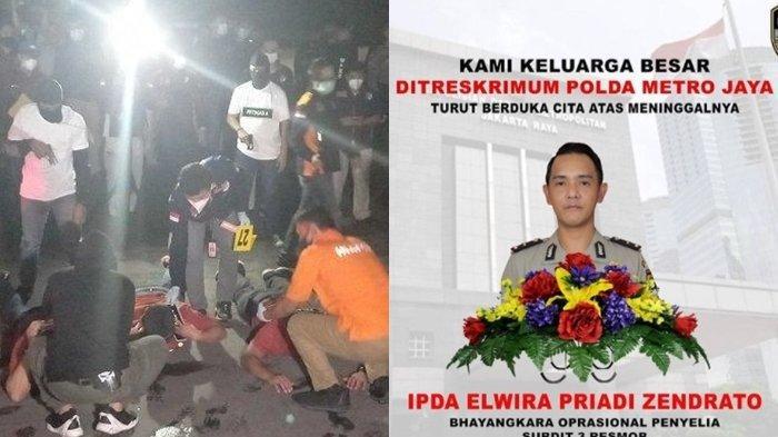 Inilah Sosok Polisi Terduga Penembak Laskar FPI, EPZ Perwira Berpangkat Ipda, Tewas Kecelakaan