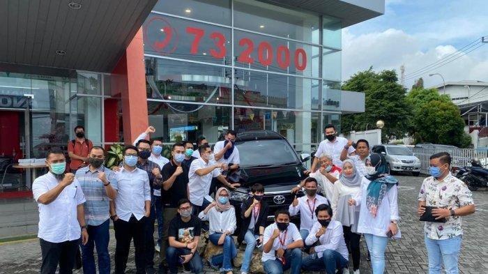 Kebijakan PPnBM Tingkatkan Penjualan Mobil Toyota di Balikpapan