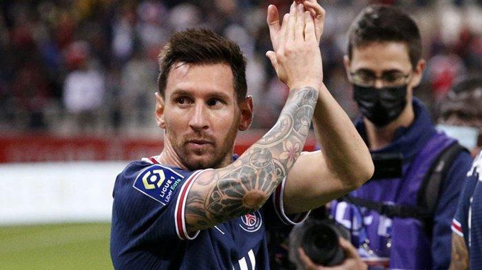 Live TV Online Liga Champions Malam Ini, Ada Big Match Apa Saja? Debut Messi, Nasib AC Milan & Inter