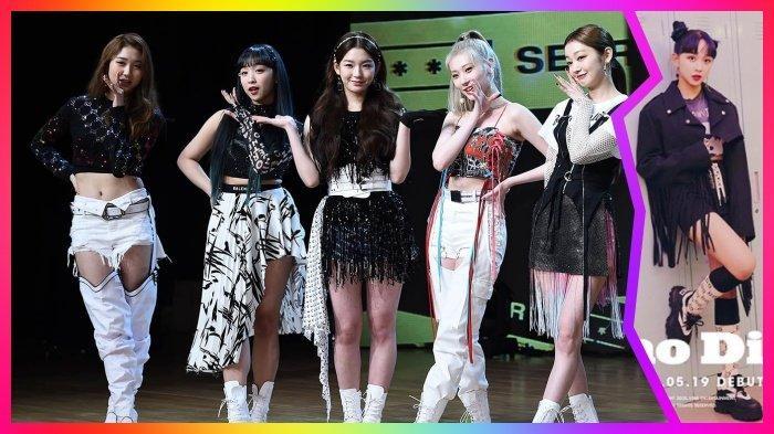 Debut Resmi SECRET NUMBER, Ini Sosok Dita, Orang Indonesia Pertama yang Jadi Member Idol Kpop