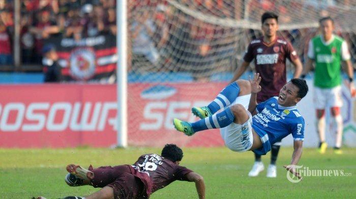 Gelandang Persib Tak Peduli Lawan di Piala Menpora 2021, Mau Arema atau Persija Maung Bandung Siap