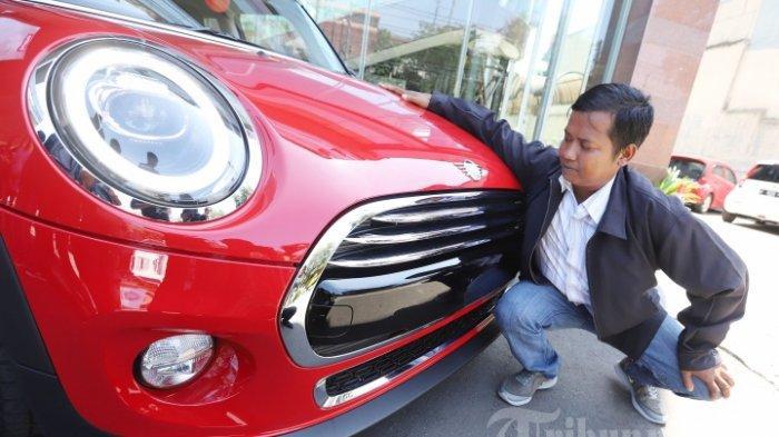 Tak Ditanggung Perusahaan, Berapa Rupiah Pajak Mini Cooper yang Harus Disiapkan Driver Ojol ?