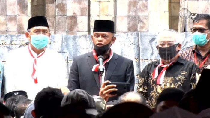 Istana Tak Tinggal Diam Saat Eks Panglima TNI Beber Alasan Pencopotannya Akibat Nobar Film G30S/PKI
