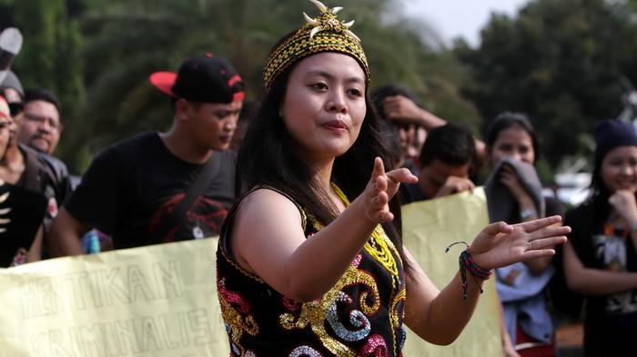 Setahun Visi Antikorupsi Jokowi