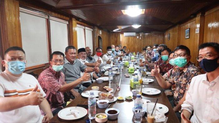 Paslon Rahmad Masud-Thohari Aziz Bertemu Para Pengusaha Tionghoa Balikpapan, Komitmen tak Ada Pungli