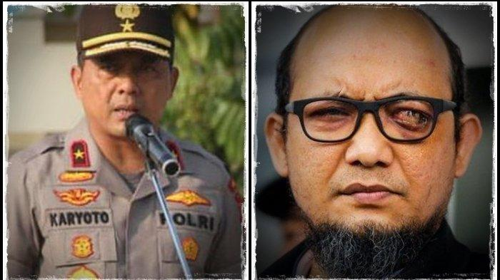 PROFIL Anak Buah Kapolri Listyo Sigit, Bela Novel Baswedan, Minta Polri Bijak Tangani Dugaan Hoaks!