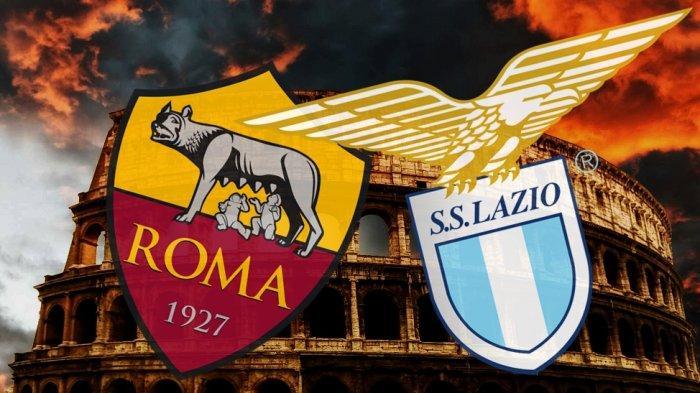Jadwal dan Live Streaming Big Match Liga Italia AS Roma vs Lazio, Derby della Capitale di RCTI