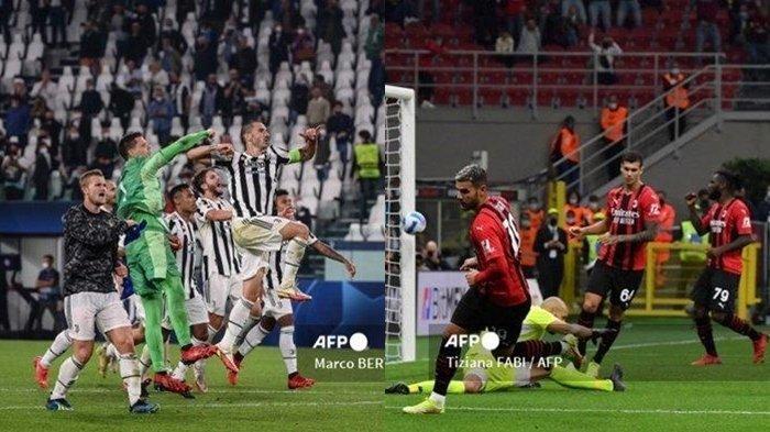 Jadwal Liga Italia Pekan ke-8: BIG MATCH Juventus vs AS Roma, Verona Tantang AC Milan, Live RCTI