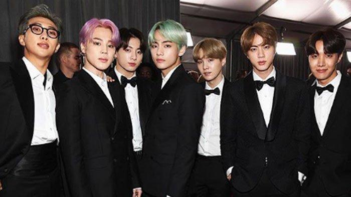 Deretan Seleb Korea Yang Hadir Di Grammy Awards 2019 Tak Hanya Bts Tribun Kaltim