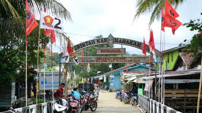 DPRD Mahulu Kalimantan Timur Hasil Pemilu 2019 Resmi Dilantik, Berikut Nama-namanya, Ada 20 Orang