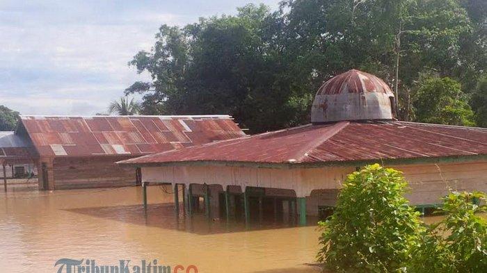 Banjir di Desa Atap Nunukan, Satu Orang Meninggal Dunia