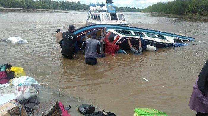 Speedboat Terbalik Tewaskan 7 Penumpang di Kaltara Disebut Over Kapasitas, Ini Penjelasan Pengelola