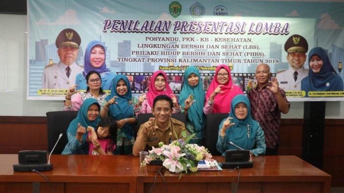 Desa Sangatta Utara Wakili Kutim di Lomba PHBS se Kalimantan Timur