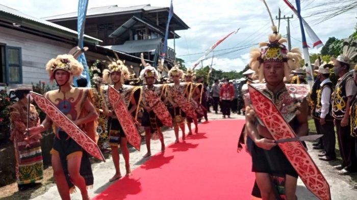 Pertahankan Adat Istiadat Budaya, Inilah Pesona Desa Wisata Long Loreh di Belantara Malinau Selatan