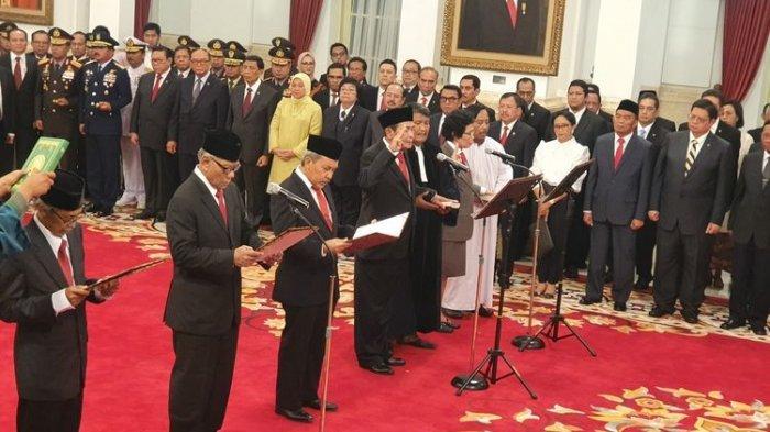 Dewas KPK Lepas Bahkan Wamen juga Tidak, Nasib Yusril & PBB Usai Jokowi Menang, Hanura Lebih Baik
