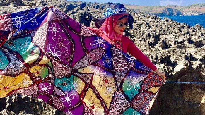 Ubah Mindset Masyarakat Terhadap Batik, Pengusaha Balikpapan Ungkap Perbedaan Batik Asli dan Motif