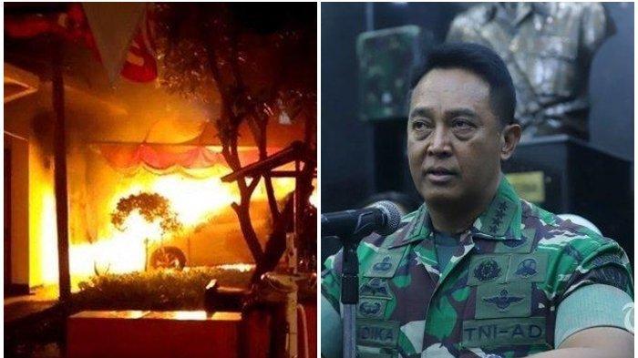 PANGKAT Tak Main-main! Lengkap Daftar Anggota TNI Disanksi KSAD, Penyerangan hingga Gara-gara Istri