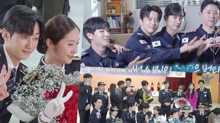 Drama Korea Police University Berakhir, Lihat Adegan di Balik Layar saat Perpisahan