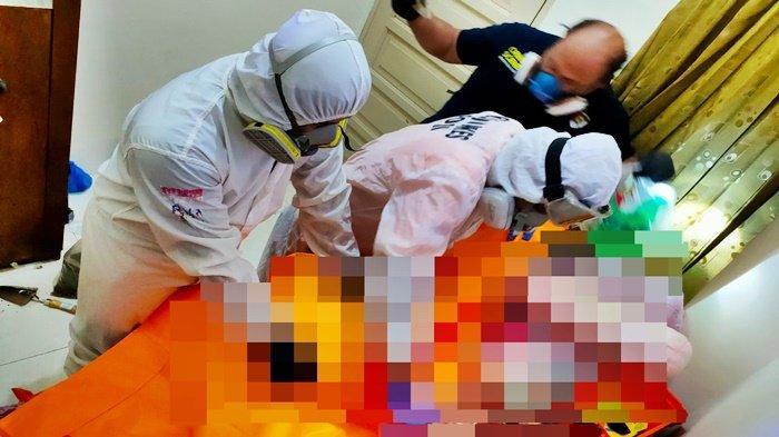 Berawal dari Laporan RS Swasta, Polisi di Kota Samarinda Ungkap Kasus Bayi Dikubur dalam Pot Bunga