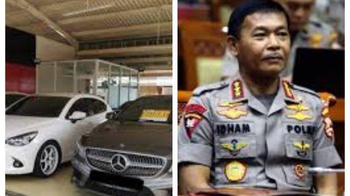 Kabar Buruk Bagi Polisi Hobi Koleksi Barang Mewah di Era Kapolri Idham Aziz dan Jokowi - Maruf Amin