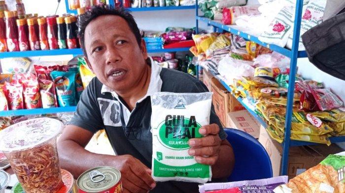 Gubernur Kaltara Zainal Arifin Minta Produk Malaysia Harus Berizin, Pedagang di Nunukan Beri Respon