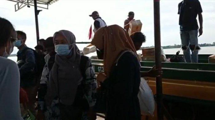 Antisipasi Lonjakan Penumpang di Tana Tidung Saat Ramadhan, DLHP Siapkan Speedboat Tambahan