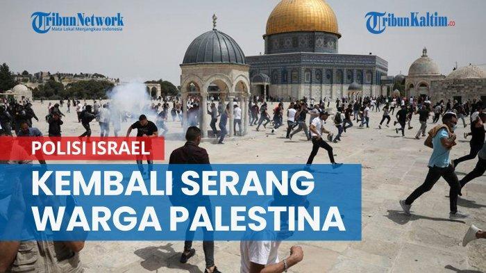 Solidaritas untuk Rakyat Palestina, Ratusan Ribu Warga London Inggris Berunjuk Rasa Kembali