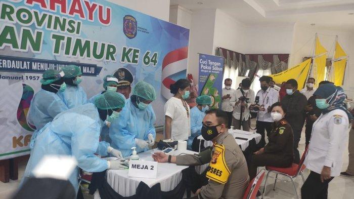 Distribusi Vaksin Gelombang Kedua Tiba Bulan Depan, Tim Satgas Covid-19 Bontang Prioritaskan Lansia