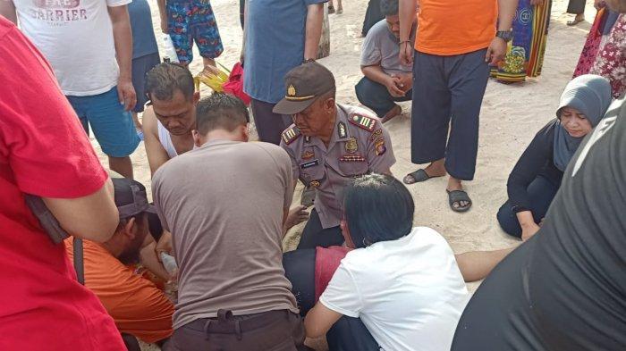 Inilah Kronologi Panitia Rakorda BPBD Kalimantan Timur Tewas Usai Berenang di Pulau Derawan Berau