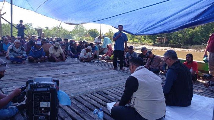 Hasil Laut Menurun, Nelayan Malinau Minta Ilegal Fishing dan Pengolahan Limbah Tambang Diawasi