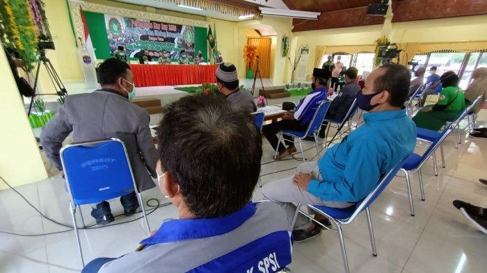 Buruh Minta Disnakertrans Kaltara Tegas Selesaikan Kasus Tunggakan BPJS Ketenagakerjaan