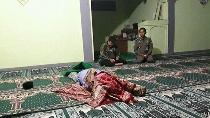 Shalat Isya Berjemaah di Masjid, Seorang Pria di Sumedang Tewas Dibacok