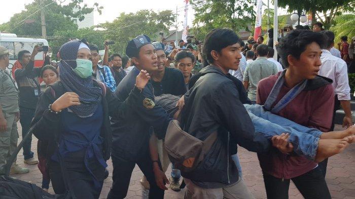 Unjuk Rasa Dugaan Korupsi RPU di Balikpapan Berakhir, Mahasiswa Sebut Akan Ada Aksi Susulan