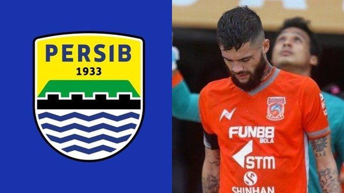 Update Liga 1 - Teka-teki Klub Baru Eks Kapten Borneo FC Diego Michiels Terjawab, Bukan ke Persib