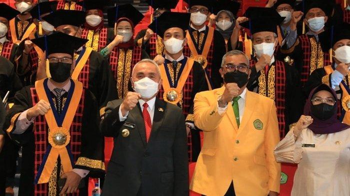 Gubernur Harapkan Unmul Jadi Pencetak SDM Unggul