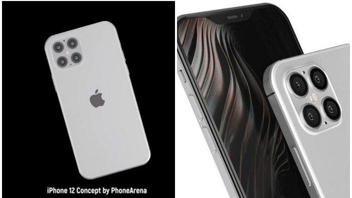 Dikabarkan Rilis 2020 Inilah Perkiraan Harga Iphone 12 Spesifikasi Dan Model Bandingkan Iphone 11 Tribun Kaltim