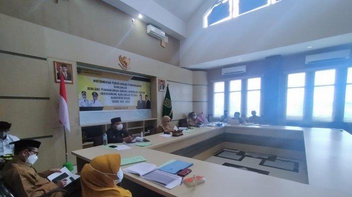 Musrenbang RPJMD 2021-2026, Bupati Berau Miliki 4 Misi Pembangunan Berbagai Sektor
