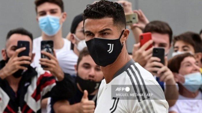 Dilaporkan Mantan Klub Cristiano Ronaldo, Penyiar Olahraga yang Hina Bintang Juventus Kena Sanksi
