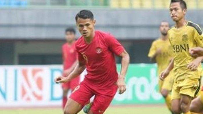 Drama Kemenangan Timnas U-23 Indonesia Kontra Brunei; Dimas Drajad Jadi Kiper Dadakan