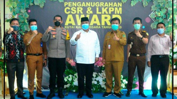 Berikut Tiga Kategori CSR dan LKPM Award 2020 di Kutai Kartanegara