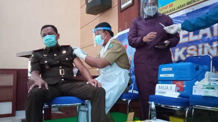Vaksinasi Covid-19 Lansia di Kaltara Baru 30 Persen, Nunukan Terendah