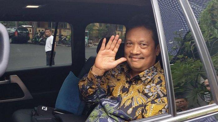 Dinilai Berisiko, Sakti Wahyu Trenggono Jadi Menteri Kelautan dan Perikanan, Terkait Ekspor Benur?
