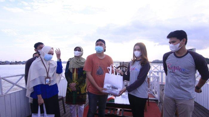 Menghidupkan Kembali Wisata Kaltim, Dispar Gelar Susur Sungai Mahakam Gandeng Influencer