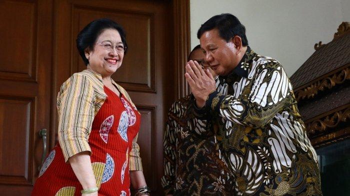 Megawati dan Prabowo Bertemu, Sosok Jarang Muncul Ini Disorot,Pengamat: Persiapan Tingkat Tinggi