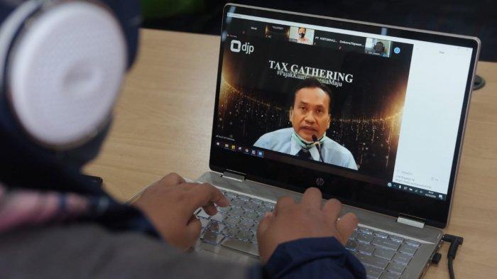 Tax Gathering DJP Kaltimra, Ulas Soal Fasilitas Pajak Bidang Kesehatan di Masa Pandemi Corona