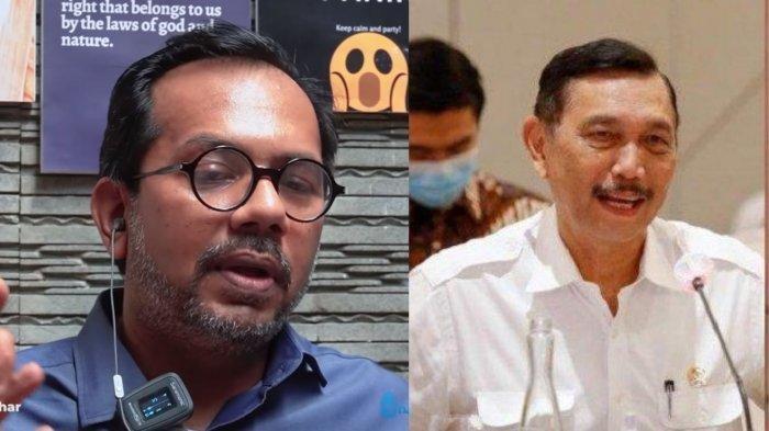 Haris Azhar dan Fatia Maulidiyanti Dilapor ke Polda Metro Jaya, Luhut: Tidak Ada Kebebasan Absolut