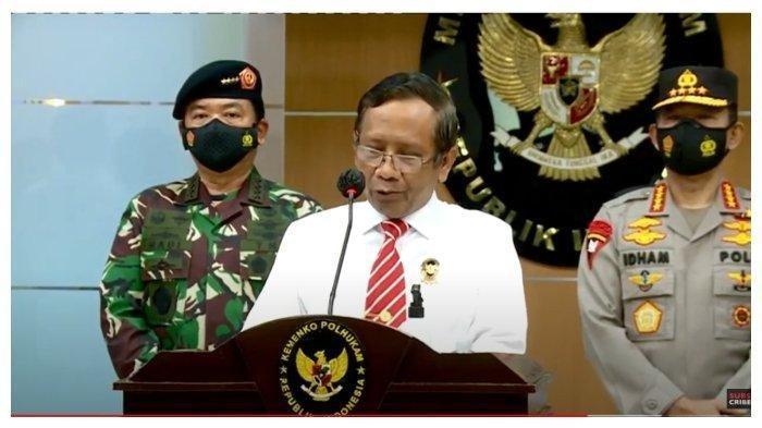 Mahfud MD Tak Tinggal Diam Diseret Habib Rizieq di Pengadilan, Imam Besar FPI Singgung Mufakat Jahat