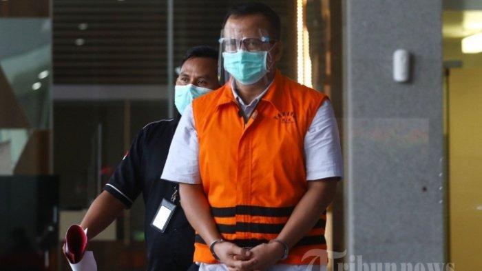 Disebut Layak Dituntut Hukuman Mati, Edhy Prabowo: Jangankan Dihukum Mati, Lebih dari Itu Saya Siap