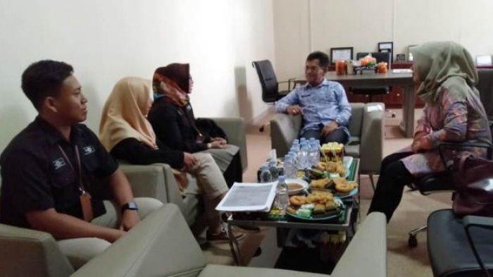 Diskominfo Gandeng TVRI Kaltim Sebarkan Informasi Pembangunan Kutim